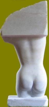 Torso III achterzijde