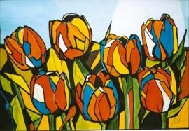 Tulpen strak