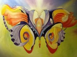 Vlinderzus/verkocht