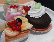 De taartjes bij ome Jaap