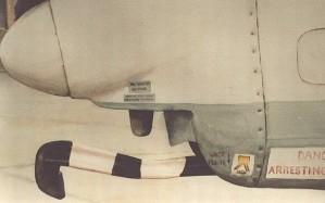 Grumman Tracker Tailhook