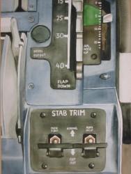 Stab Trim B737